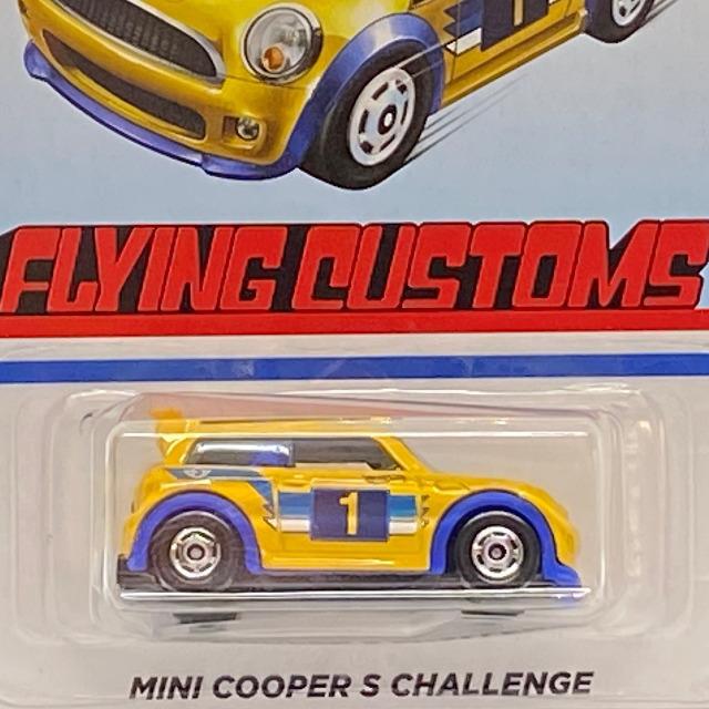 2020 Flying Customs / Mini Cooper S Challenge / ミニ クーパー S チャレンジ