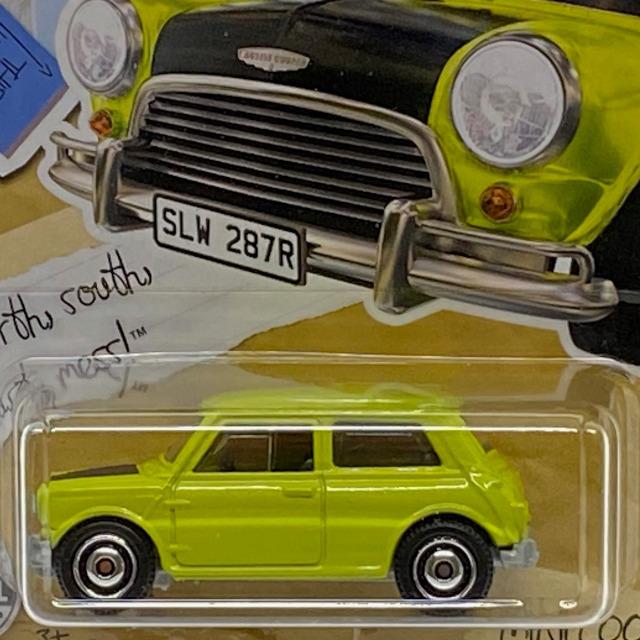 2020 MBX / Mr. Bean Mini Cooper / ミスタービーン ミニ クーパー