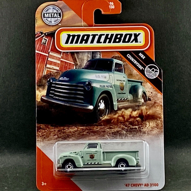 2020 MBX Countryside/'47 Chevy AD 3100 / '47 シェビー AD 3100