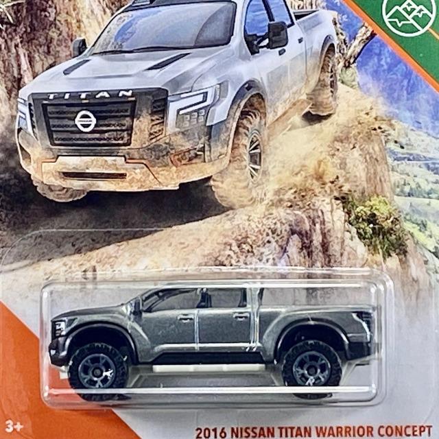 2020 MBX Mountain / '2016 Nissan Titan Warrior Concept / '2016 ニッサン タイタン ウォリアー コンセプト