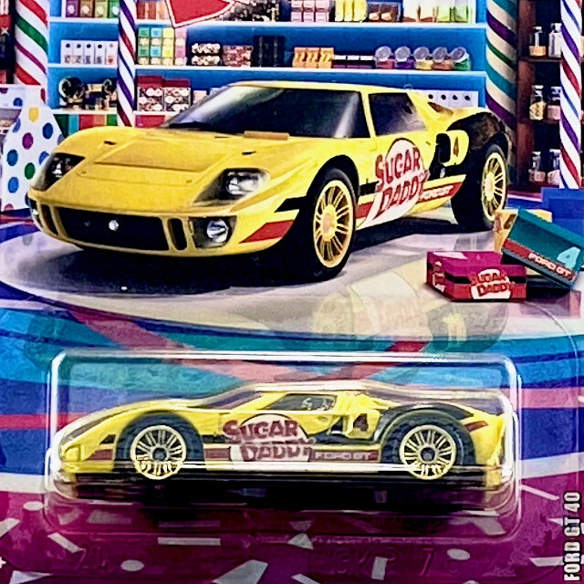 2020 MBX Candy Series / Ford GT 40 / フォード GT 40