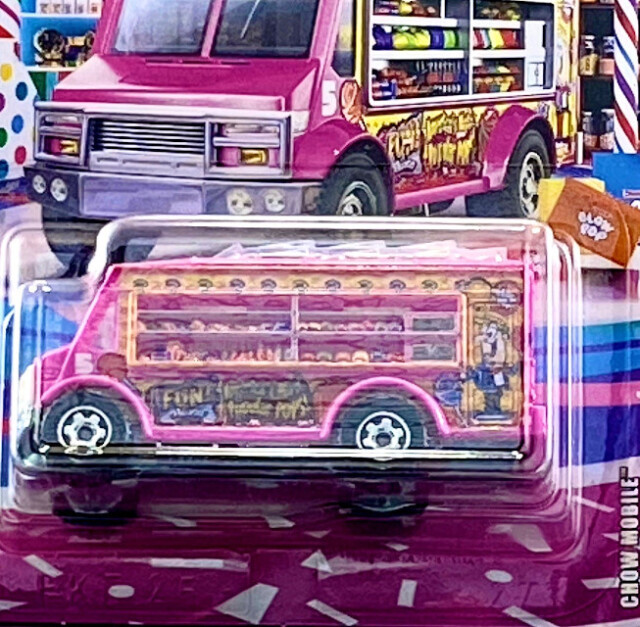 2020 MBX Candy Series / Chow Mobile / チョウ モバイル