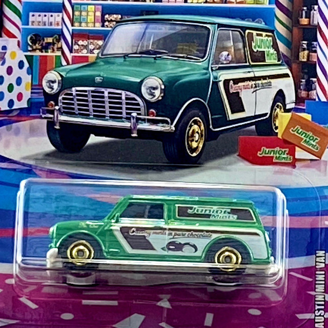 2020 MBX Candy Series / Austin Mini Van / オースティン ミニ バン
