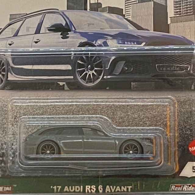 2021 Car Culture / '17 Audi RS 6 Avant / '17 アウディ RS-6 アバント
