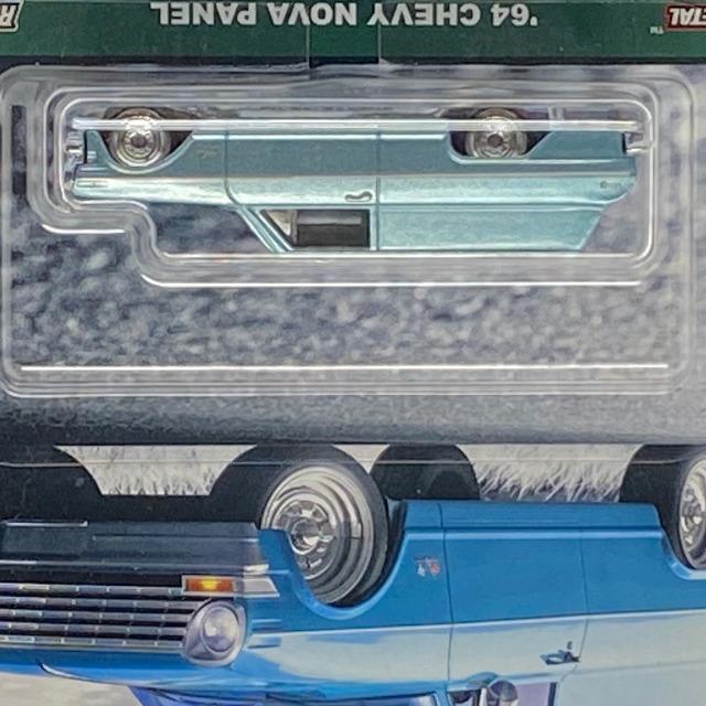 2021 HW Premium Fast Wagons / '64 Chevy Nova Panel?/ '64 シェビー ノヴァ パネル