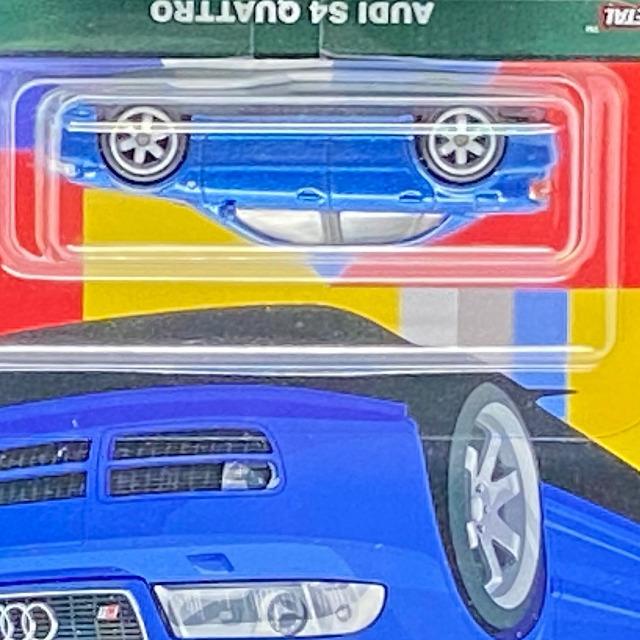 2021 Car Culture-Deutschland Design / Audi S4 Quattro / アウディ S4 クワトロ