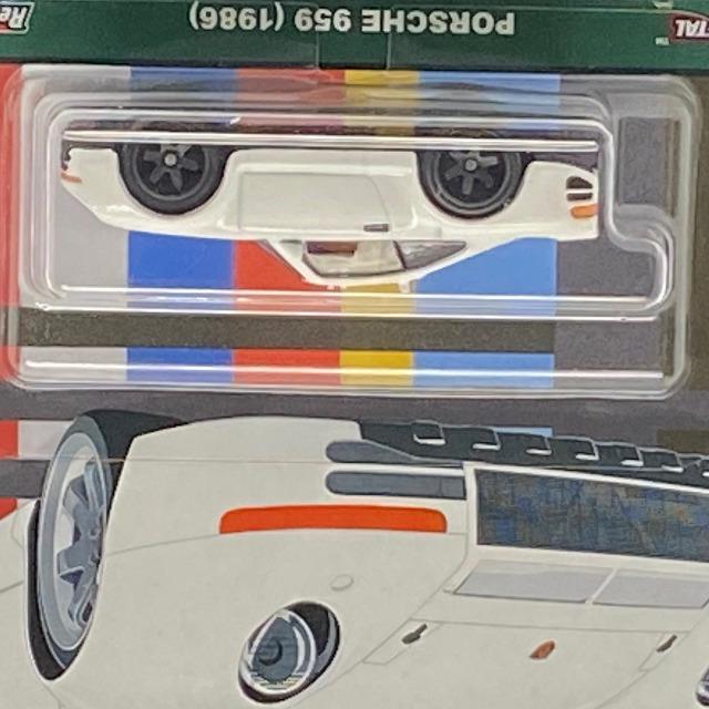 2021 Car Culture Deutschland Design / Porsche 959 (1986) / ポルシェ959(1986)