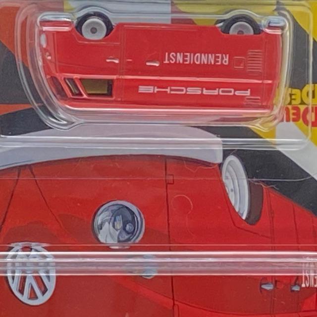 2021 Car Culture-Deutschland Design / Volkswagen T1 Panel Bus / フォルクスワーゲン T1 パネル バス