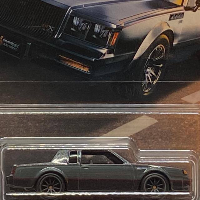 2021 HW Boulevard / '87 Buick Regal GNX  / '87 ビューイック リーガル GNX