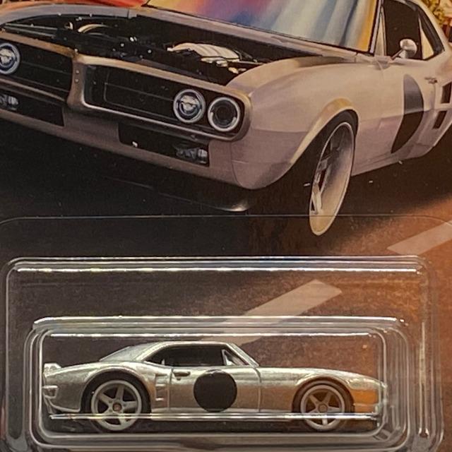 2021 HW Boulevard / Custom '67 Pontiac Firebird / カスタム '67 ポンティアック ファイヤーバード