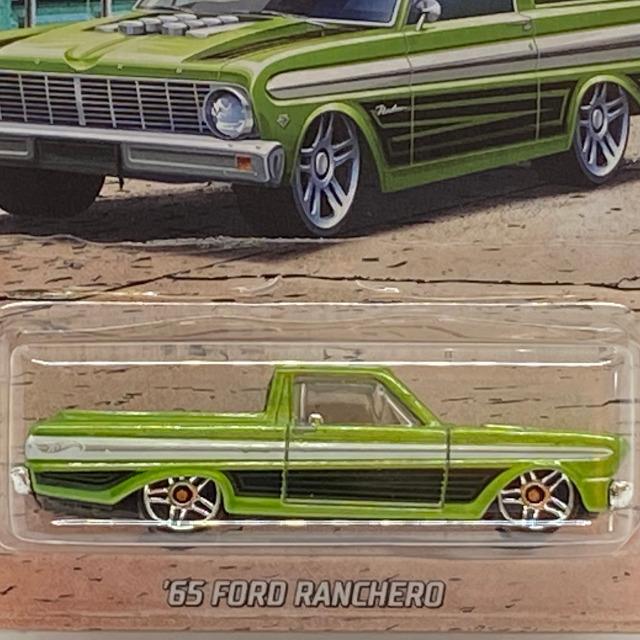 2021 Pickup Truck Series / '65 Ford Ranchero / '65 フォード ランチェロ