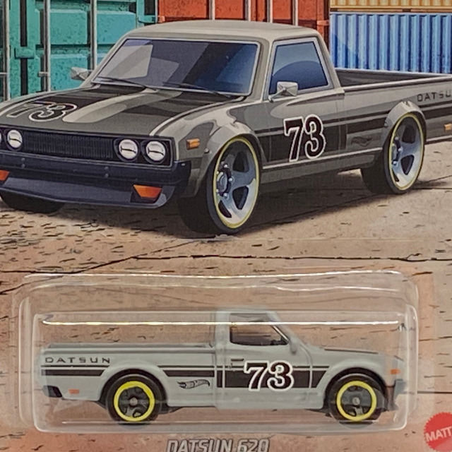 2021 Pickup Truck Series / Datsun 620 / ダッツン 620 【 Walmart Exclusive】