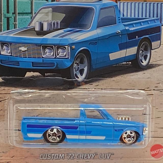 2021 Pickup Truck Series / Custom '72 Chevy Luv / カスタム '72 シェビー LUV 【Walmart Exclusive】