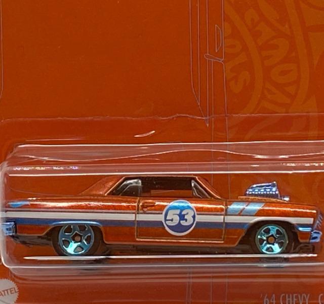 2021 53rd Anniversary / '64 Chevy Chevelle SS / '64 シェビー シェベル SS