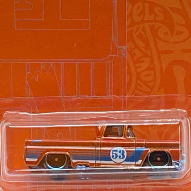 2021 53rd Anniversary / Custom '62 Chevy Pickup / カスタム '62 シェビー ピックアップ