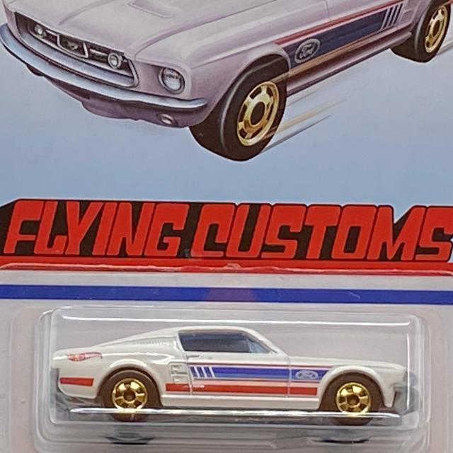 2021 Flying Customs / '67 Custom Mustang / '67 カスタム マスタング