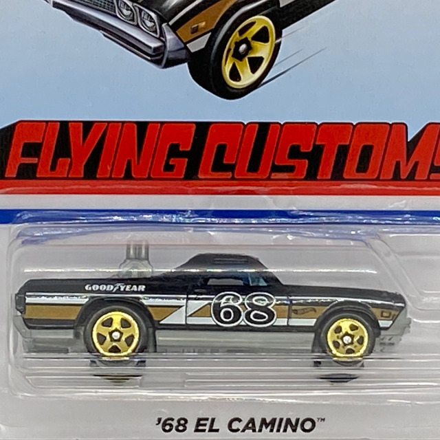 2021 Flying Customs / '68 El Camino / '68 エル カミノ