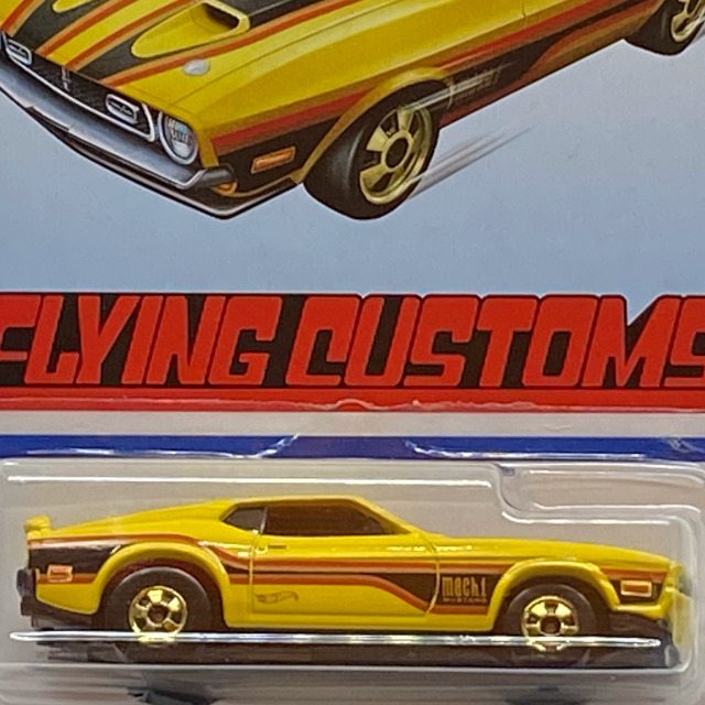 2021 Flying Customs / '71 Mustang MACH 1 / '71 マスタング マッハ 1