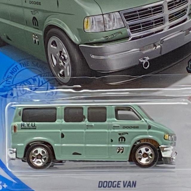 2021 HW Drift / Dodge Van / ダッジ バン