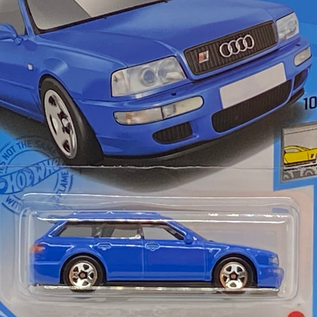 2021 Factory Fresh / '94 Audi Avant RS2 / '94 アウディ アバント RS2
