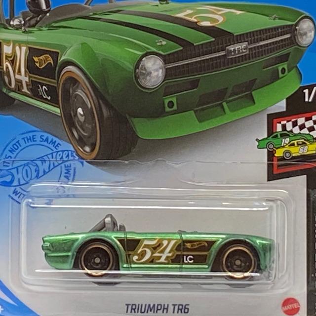 2021 HW Race Day / Triumph TR6 / トライアンフ TR6