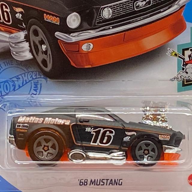 2021 Tooned / '68 Mustang / '68 マスタング