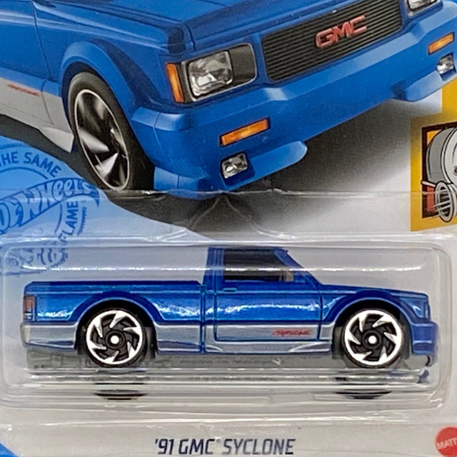 2021 HW Turbo / '91 GMC Syclone / '91 GMC サイクロン