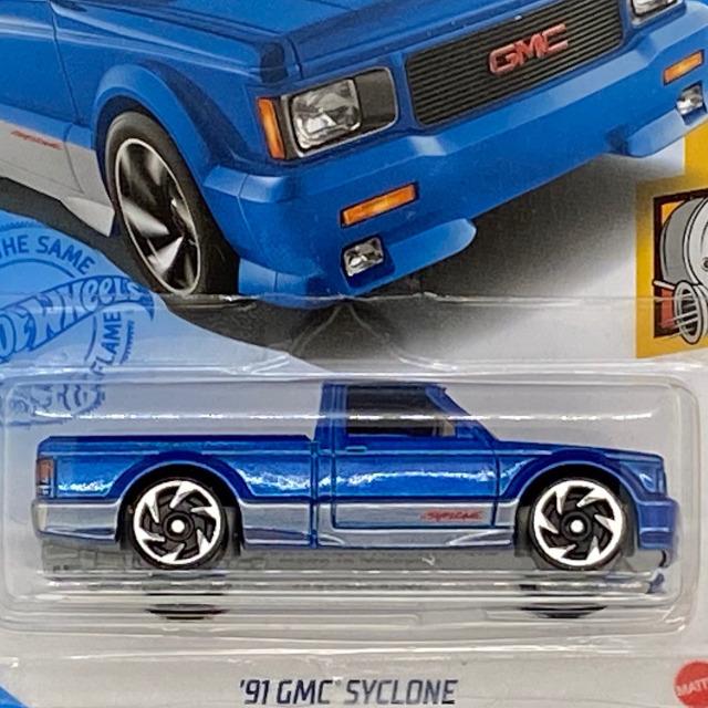 2021 HW Turbo / '91 GMC Syclone / '91 GMC サイクロン