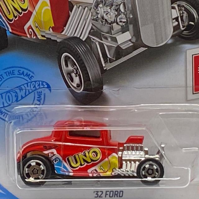 2021 Mattel Games / '32 Ford / '32 フォード