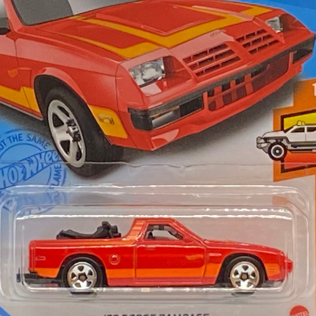 2021 HW Hot Trucks / '82 Dodge Rampage / '82 ダッジ ランページ