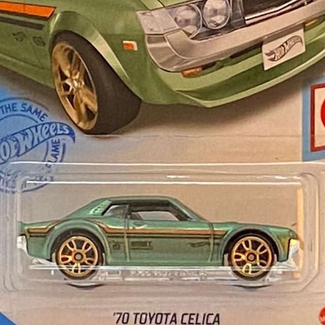 2021 HW J-Imports / '70 Toyota Celica / '70 トヨタ セリカ