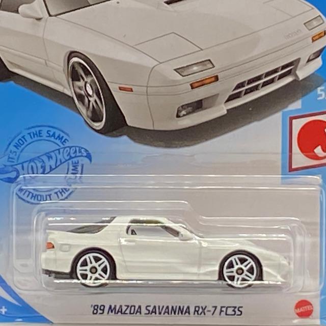 2021 HW J-Imports / '89 Mazda Savanna RX-7 FC3S / '89 マツダ サバンナ RX-7 FC-3S