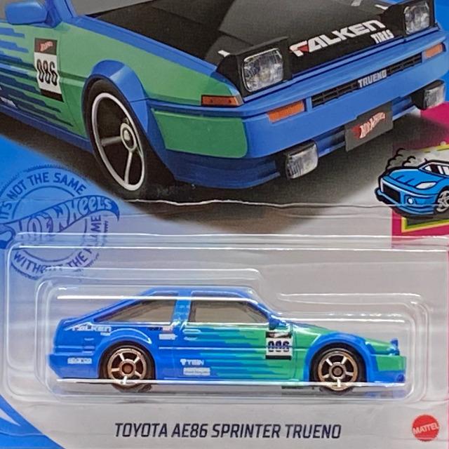 2021 HW Drift / Toyota AE86 Sprinter Trueno / トヨタ AE86 スプリンター トレノ