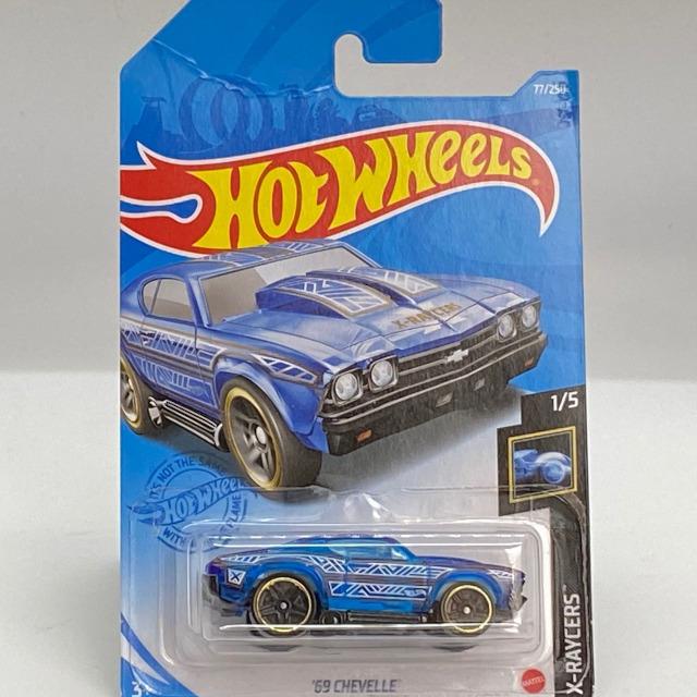 2021 X-Raycers / '69 Chevelle / '69 シェベル