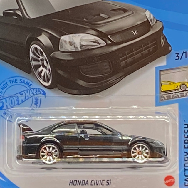 2021 Factory Fresh / Honda Civic Si / ホンダシビックSi