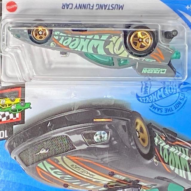 2021 HW Race Day TH / Mustang Funny Car / マスタング ファニー カー