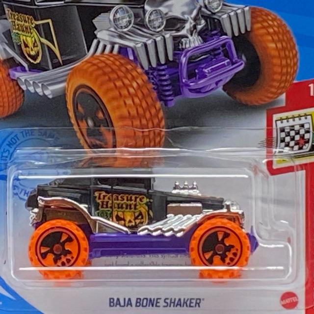 2021 Holiday Racers / TH / Baja Bone Shaker / バッハ ボーン シェーカー