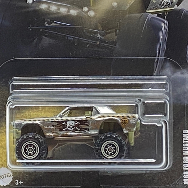 2020 MBX Mustang Series / 1968 Ford Mustang / 1968 フォード マスタング