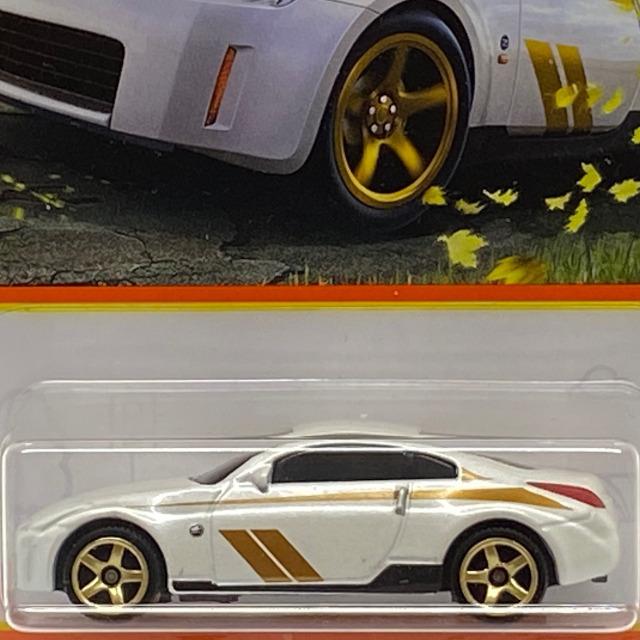 2021 MBX / 2003 Nissan 350Z / 2003 ニッサン 350Z