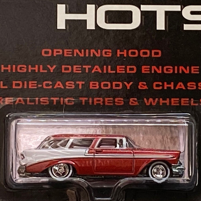 2006 Ultra Hots / 1956 Chevy Nomad / 1956 シェビー ノマド