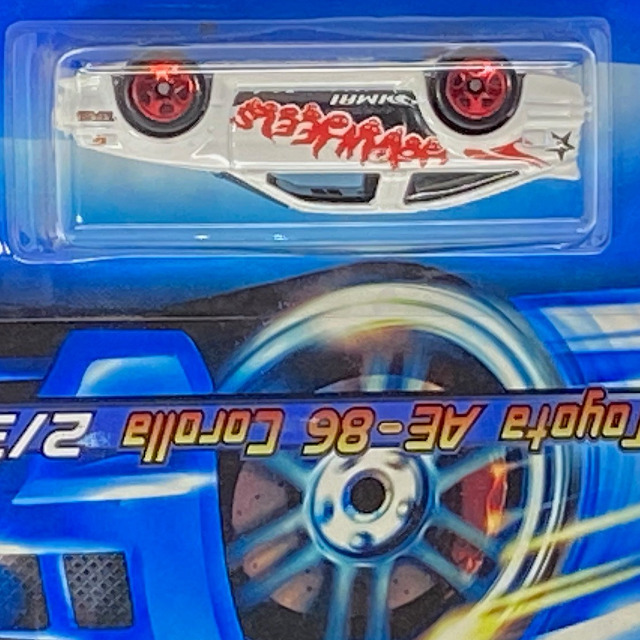 2006 First Editions /  Toyota AE-86 Corolla / トヨタ AE-86 カローラ
