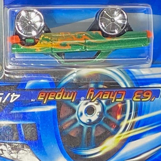 2006 Hi-Rakers / '63 Chevy Impala / '63 シェビー インパラ