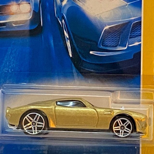 2007 New Models / '70 Pontiac Firebird / '70ポンティアック ファイヤーバード