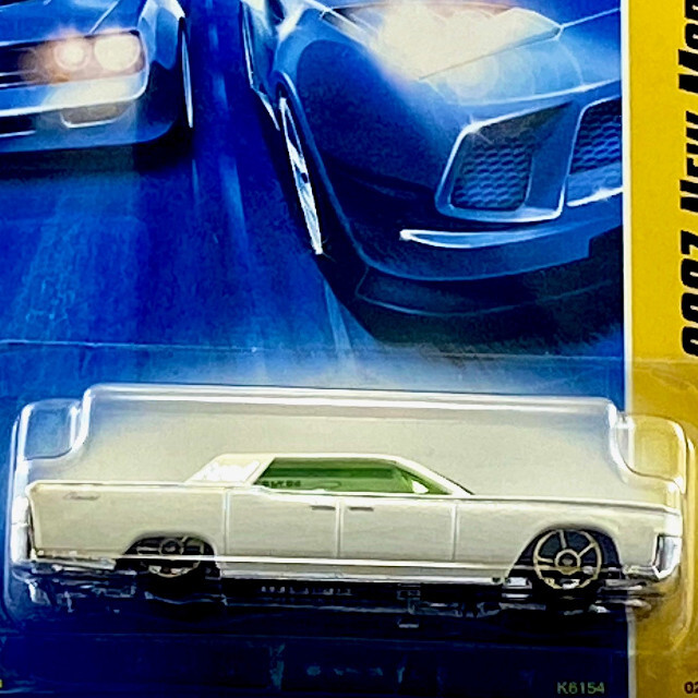 2007 First Editions / '64 Lincoln Continental / '64 リンカーン コンチネンタル