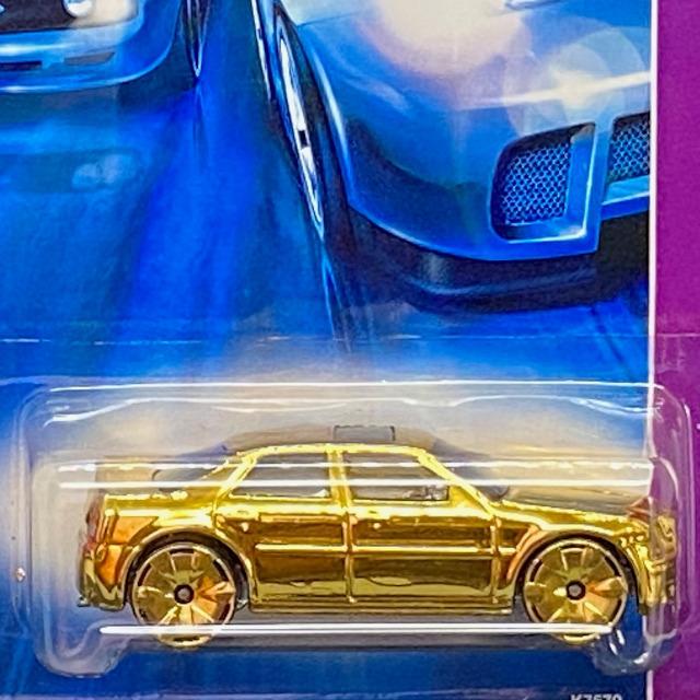 2007 Gold Rides / Chrysler 300C HEMI / クライスラー 300C ヘミ