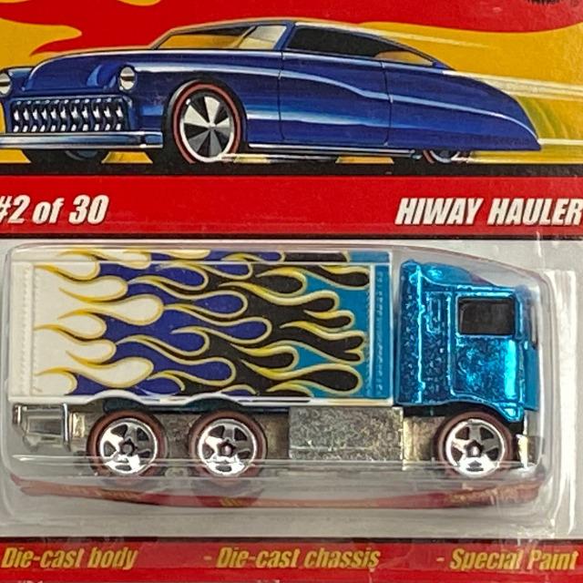 2007 Classics Series 3 / Hiway Hauler / ハイウェ イハウラー