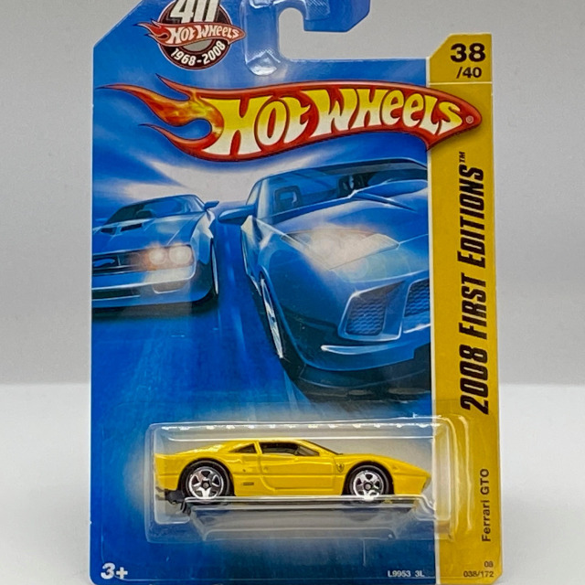 2008 First Editions / Ferrari GTO / フェラーリ GTO
