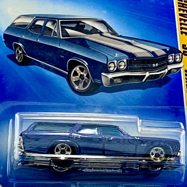 2009 New Models / '70 Chevelle SS Wagon / '70 シェベル SS ワゴン