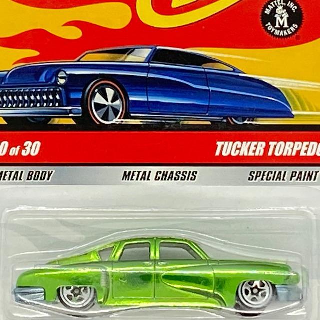 2009 Classics Series 5 / Tucker Torpedo / タッカー トーピード