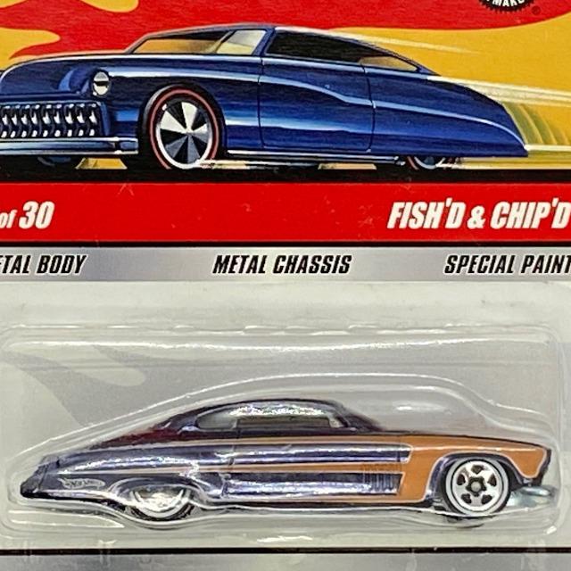 2009 Classics Series 5 / Fish'd & Chip'd (Jaguar) / フィッシュ アンド チップス (ジャガー)